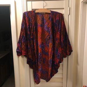 Volcom one size kimono / cardigan